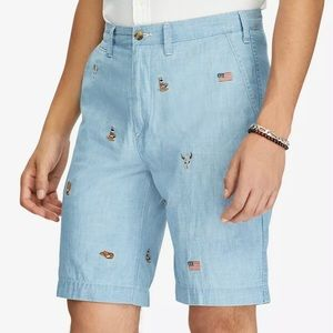 NWT Polo Ralph Lauren mens 38 shorts